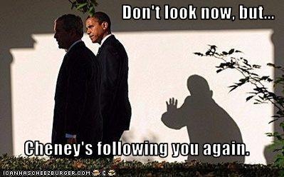 barack obama democrats Dick Cheney george w bush president Republicans - 2204366080