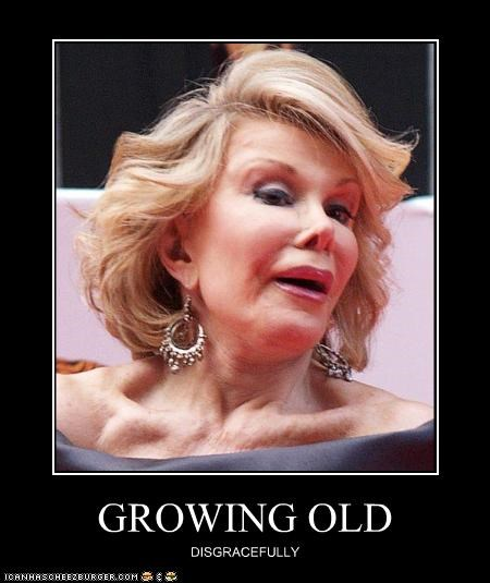 GROWING OLD DISGRACEFULLY