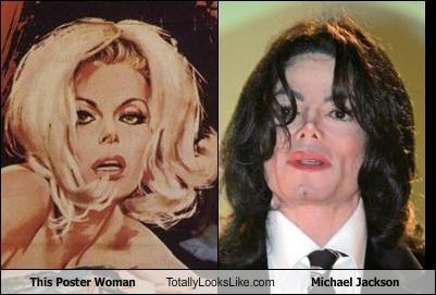 michael jackson musician poster woman - 2208100096