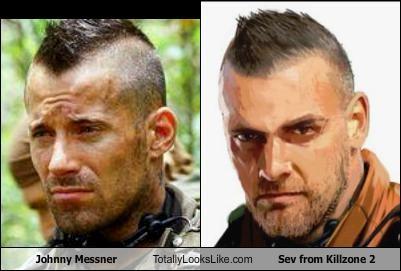 actor johnny messner Killzone 2 movies TV video games - 2209636608
