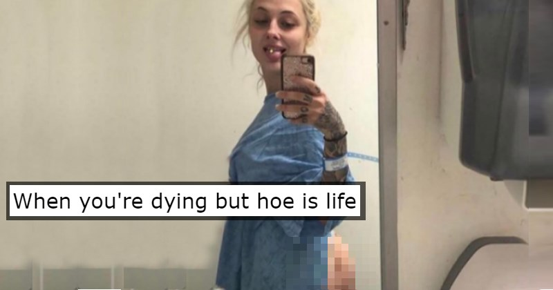 when you're dying but hoe is life a cover photo for a daily dose of fresh memes and funny images