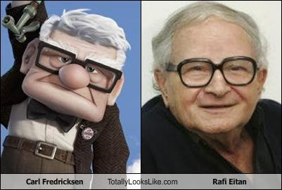 animation,Carl Fredrickson,disney,Israel,movies,pixar,politician