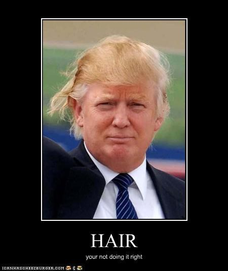 HAIR your not doing it right