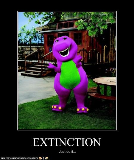 barney cancelled childrens tv extinction PBS - 2223288576