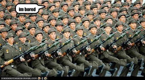 bored military parade - 2227773184