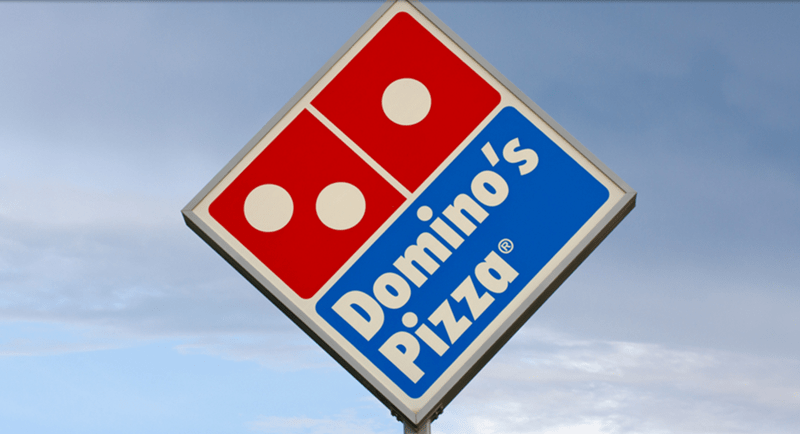 Guy suffering from terrible hangover manages to get Dominoes to deliver him pizza in bed.