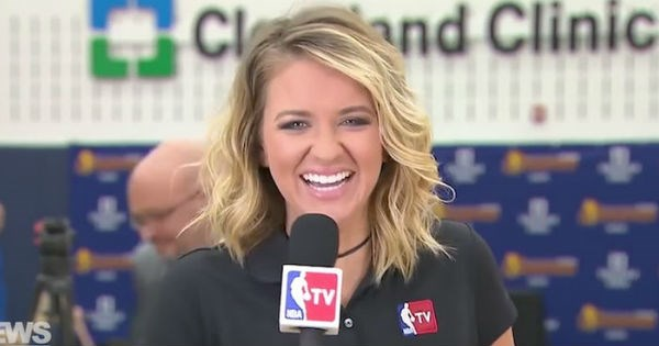Video compilation of funniest sports news bloopers.