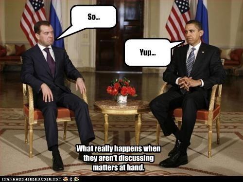barack obama democrats Dmitry Medvedev president russia - 2234200832
