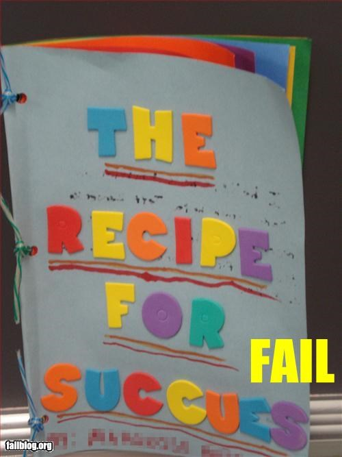 failboat,g rated,homework,projects,recipes,school,spelling