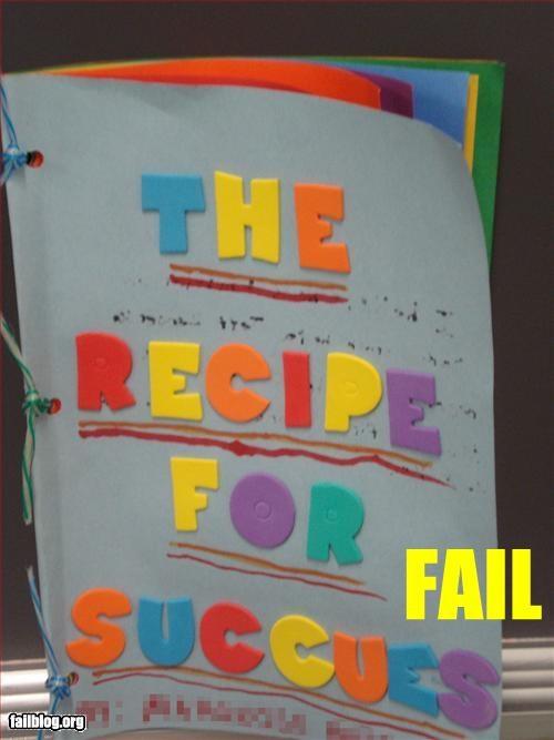 failboat g rated homework recipes school spelling - 2234782976