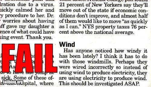 failboat newspaper weather wind - 2237039360