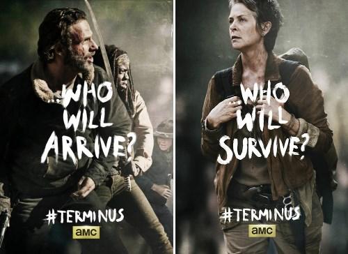 finale terminus The Walking Dead - 223749