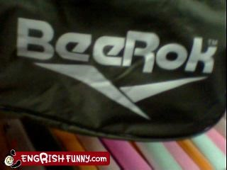 brand name,g rated,knock offs,reebok