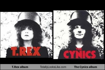albums,cds,covers,t rex,the cynics
