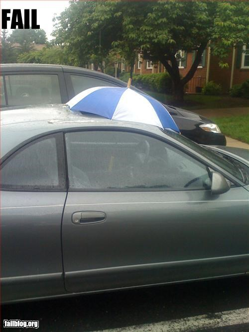 cars g rated rain sunroof umbrella window - 2253889792