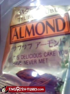 almond cake delicious food g rated met