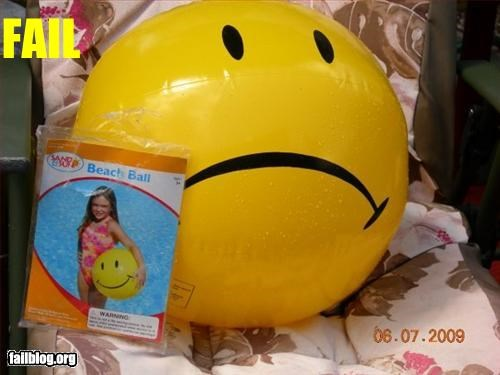 ball face g rated Sad smiley face toys - 2257113344
