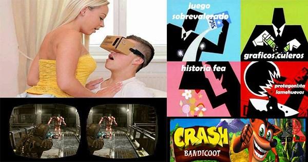 videojuegos y memes