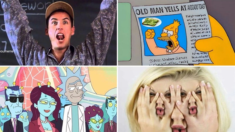 Thursday funny memes about dating, doctors, lenny the shark, being lonely, fidget spinners, porn, laziness, beer, stupidity, relationships, millennials, driving, rick and morty,.