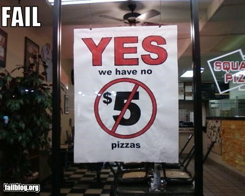ads confusing failboat g rated pizza sale signs wait what - 2264636160