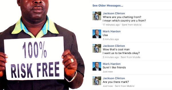 Guy trolls nigerian scammer and convinces him to move into the White House.
