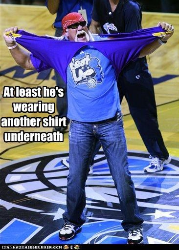 clothing hogan knows best Hulk Hogan reality tv wrestler - 2272544512