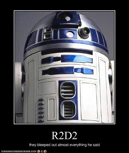 censored r2d2 robots star wars - 2273458432