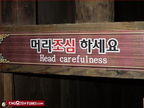 careful,caution,g rated,head,signs,warning
