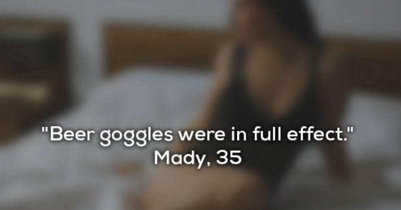hilarious descriptions of one night stands in six words or less