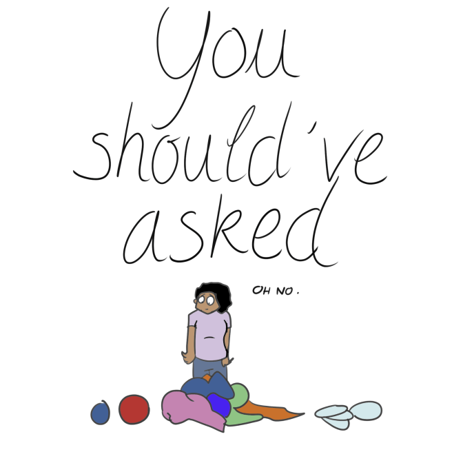 Brilliant comics about gender roles and household duties