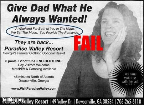 advertising Father fathers day inappropriate - 2294369536