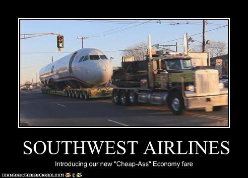 cheap economy flying southwest airline - 2295954176