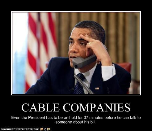 barack obama,bill,cable companies,democrats,phone call,president