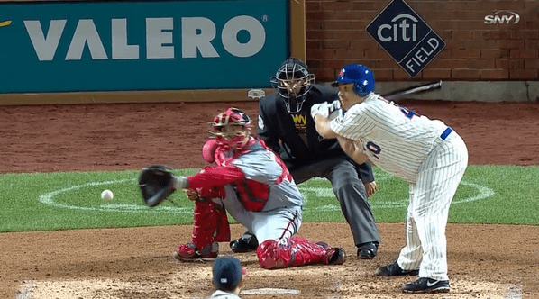 bartolo colon list sweet form baseball batting dat ass MLB New York Mets - 230405