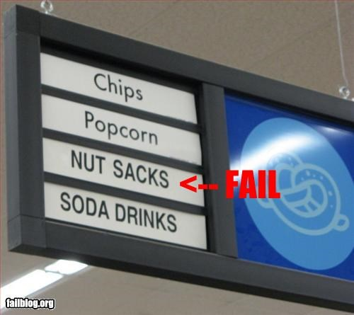 aisle grocery store nuts sacks signs - 2309947648