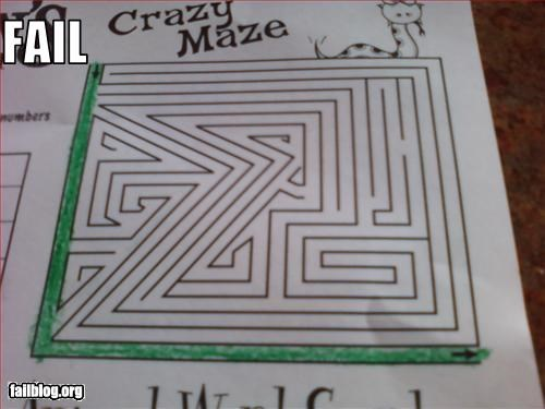 easy g rated kids maze puzzle - 2314150656