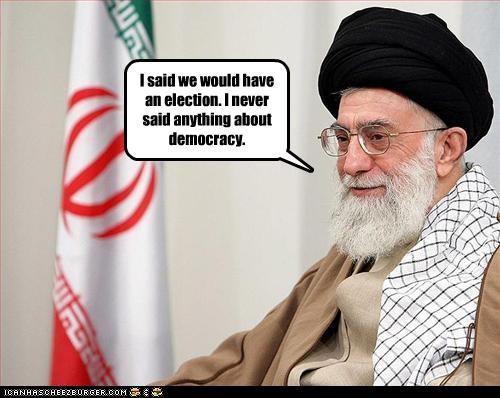 ayatollah ali khamenei democracy dictator elections iran supreme leader theocracy - 2314291456