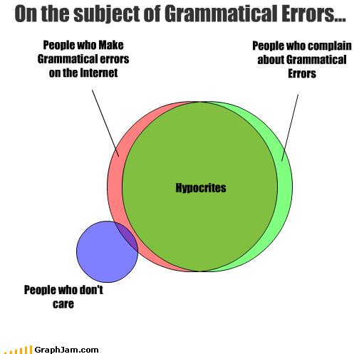 complain computer errors grammar hypocrites internet - 2315561216