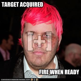 TARGET ACQUIRED FIRE WHEN READY [+]