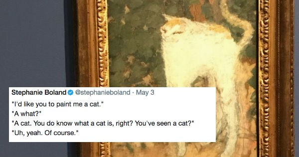 10 of our favorite funny tweets from the month of May 2017.