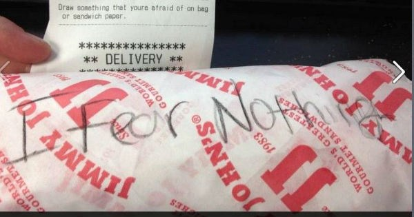 Ten stories shared by a Jimmy John's sandwich delivery guy from his time spent on the job.