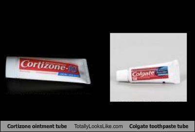 colgate cortizone personal care toothpaste tube - 2326741760