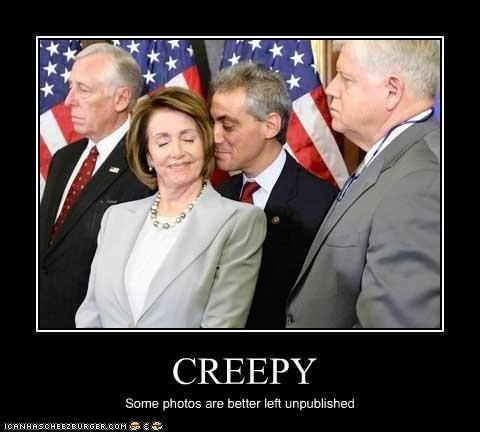 chief of staff,creepy,democrats,Nancy Pelosi,rahm emanuel,speaker of the house