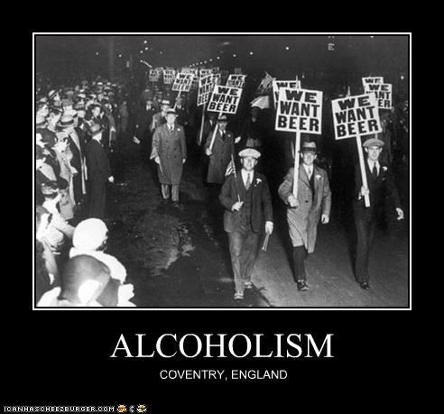 ALCOHOLISM COVENTRY, ENGLAND