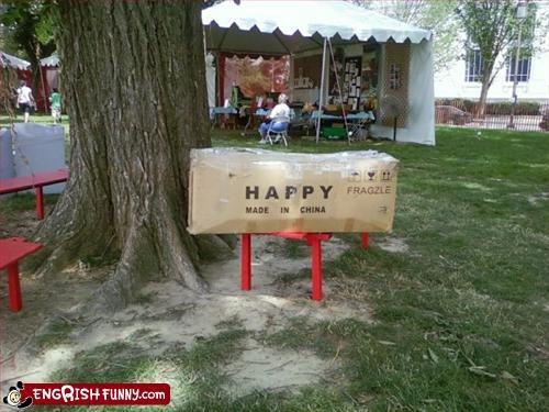 box,g rated,happy,made in china