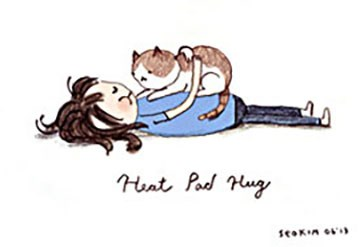 Celebrate Hug-Your-Cat-Day with a... Hug!