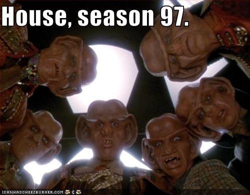 Ferengis House MD sci fi Star Trek star-trek-deep-space-nine - 2348770048
