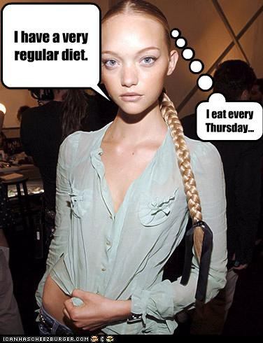anorexia,diet,fashion,gemma ward,models