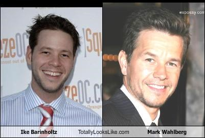 Ike Barinholtz Totally Looks Like Mark Wahlberg Cheezburger