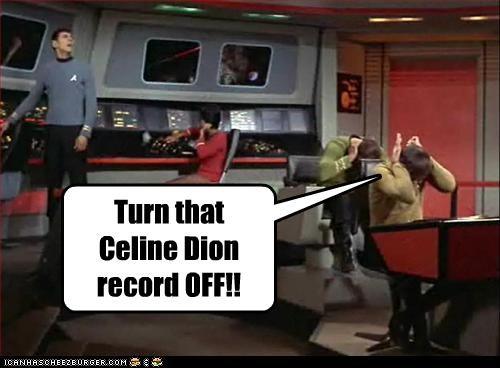 celine dion Leonard Nimoy Music Nichelle Nichols star wars William Shatner - 2361555200